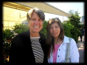 Dr. Christine Padesky & Klinik Psk. Sinem Taşyaran, 26 Nisan 2013, İstanbul